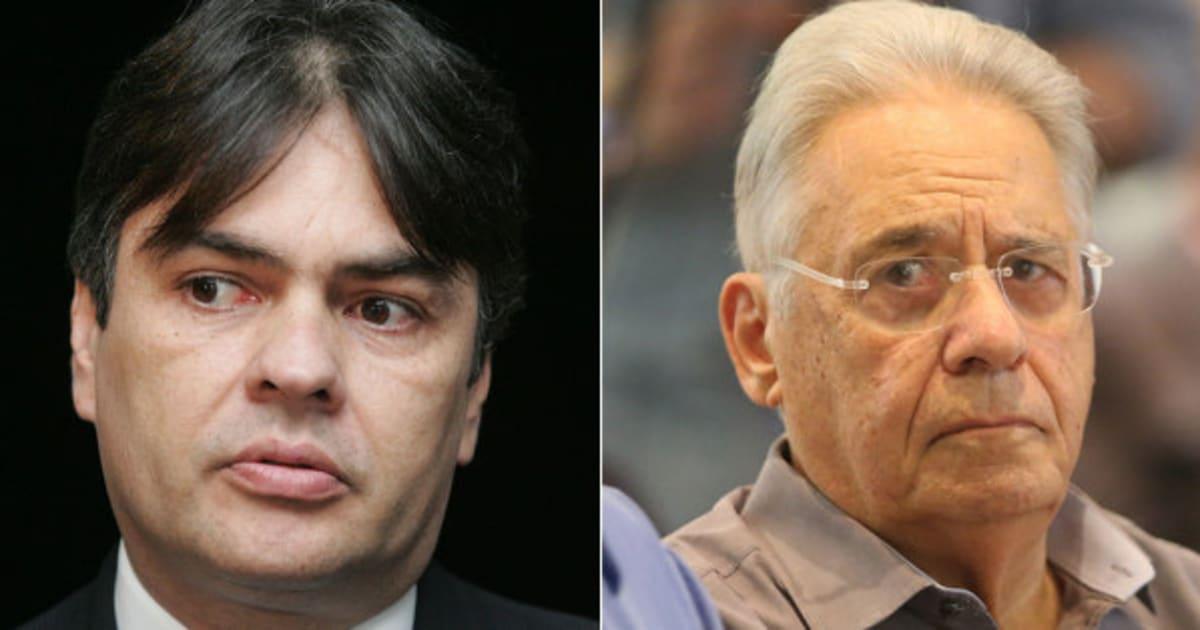 Líder do PSDB no Senado, Cássio Cunha Lima diz que, como Dilma, FHC fez 'pedaladas fiscais' na Presidência (VÍDEO)