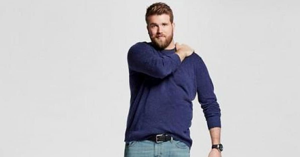 94167783e87 Plus-Size Male Models  Why Are These Men Missing From The Runways ...