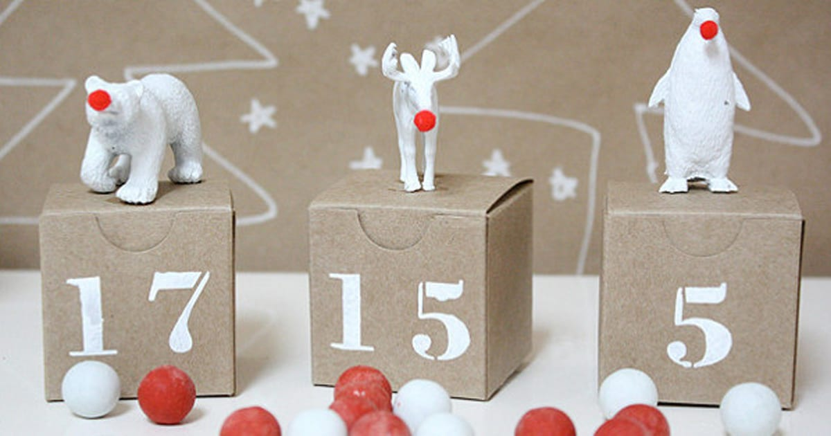 Calendar Reform Ideas : Advent calendar ideas homemade ways to count down the