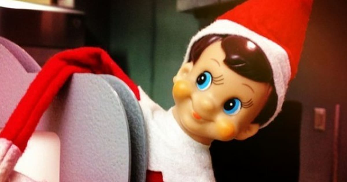 How Does Elf On The Shelf Work?