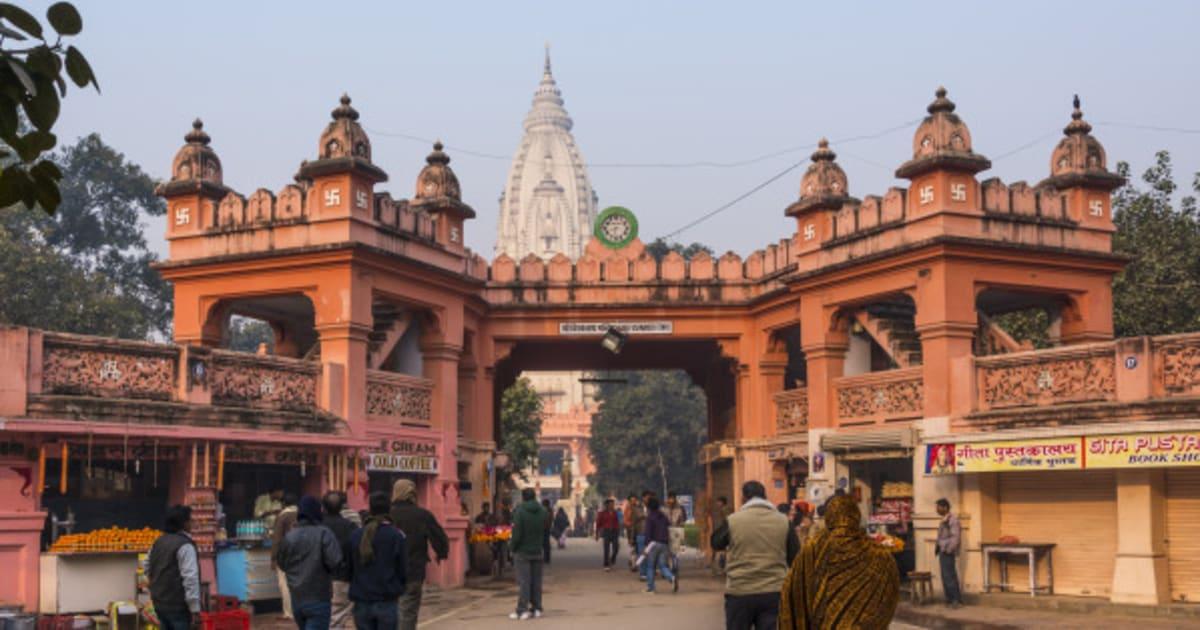 Image result for kashi vishwanath temple images