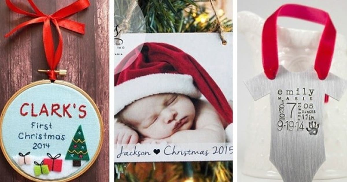 Baby's First Christmas Ornament Canada: You'll Want To