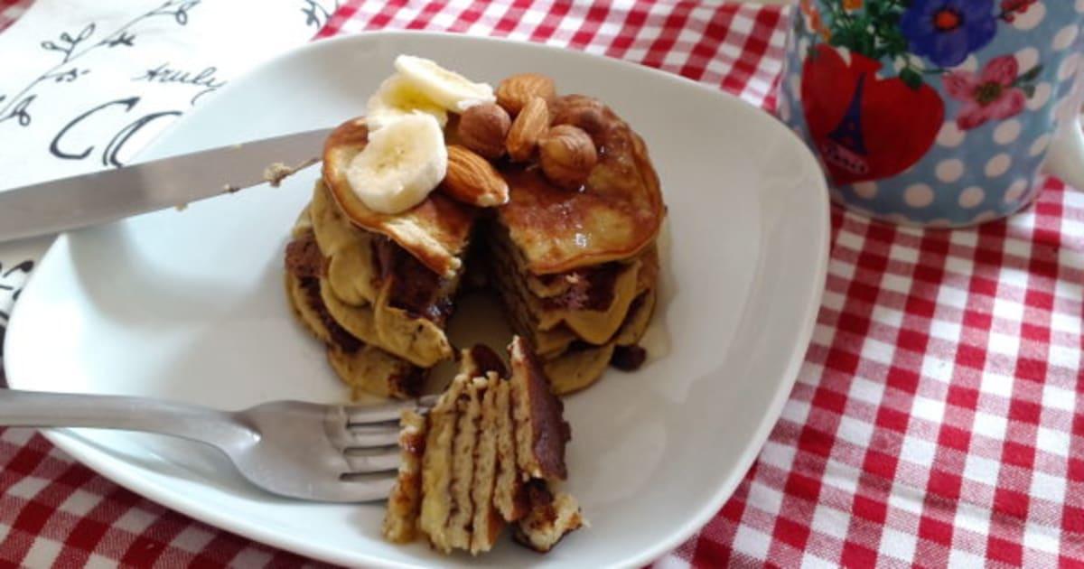 vid u00c9o  une recette de pancakes avec seulement deux ingr u00e9dients
