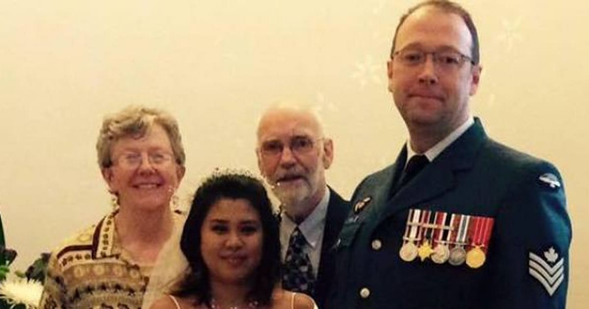 Robert Giblin Canadian Soldier Allegedly Stabbed