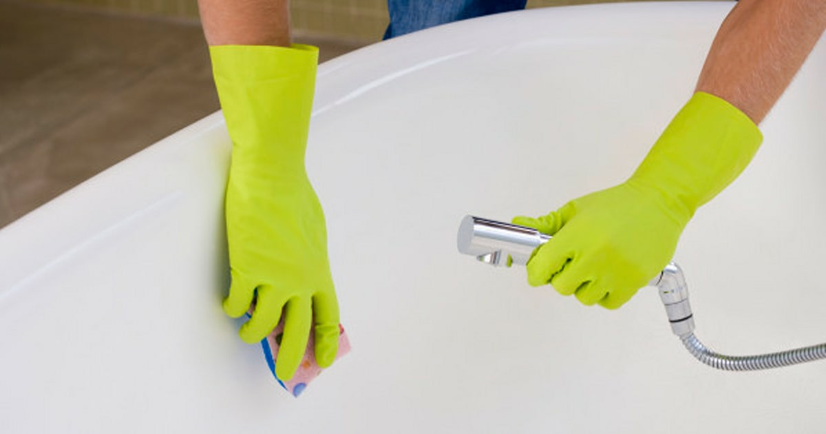Useful, Quick Tips For Cleaning A Bathtub Properly