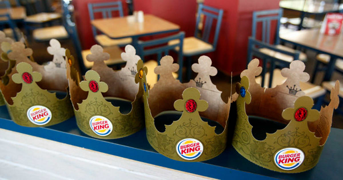 Burger King Trolls About Miss Universe Crowning Mix Up