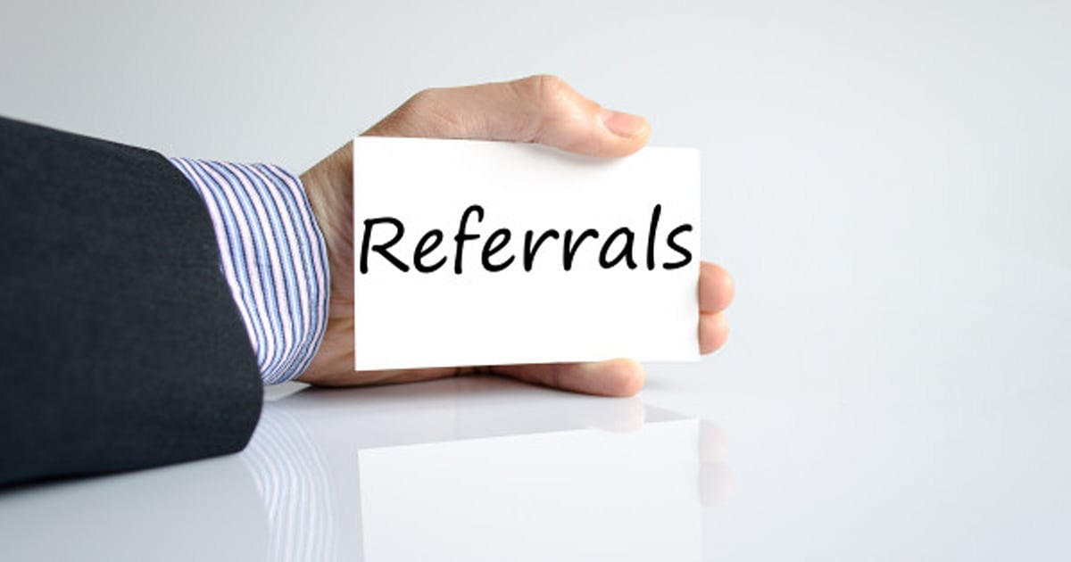 How To Ask For Business Referrals