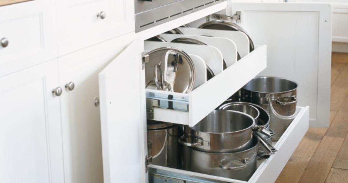 13 ingeniosos trucos para organizar tu cocina que querrás poner en ...