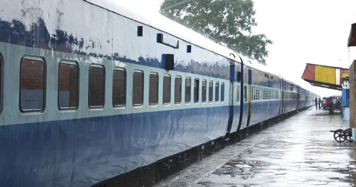 government to invest rs 85 lakh crores in indian railways over five years