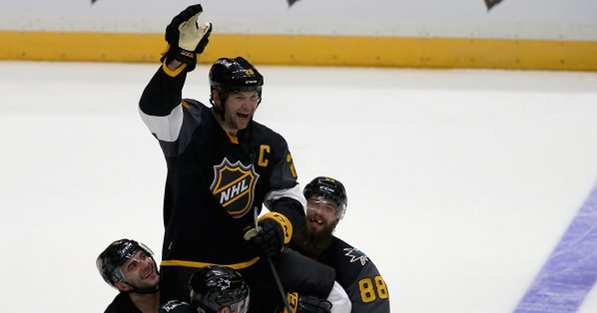 John Scott Petition Pushes For Hockey Player To Be Named