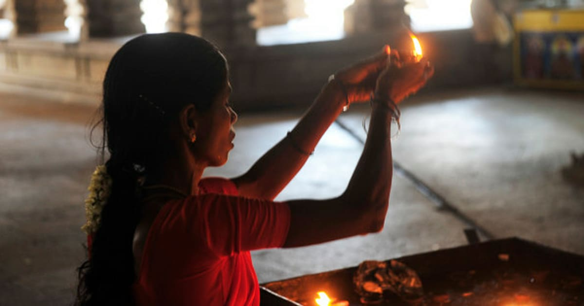 A Reminder Of The True Meaning Of Hinduism Huffpost India