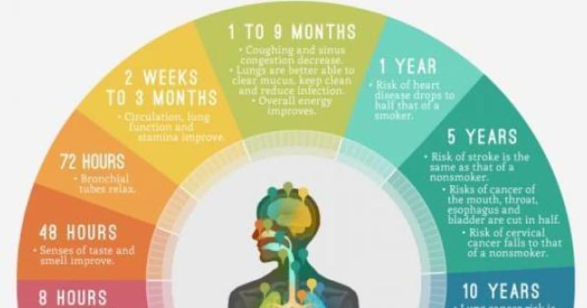 Smesso di fumare metabolismo rallentato
