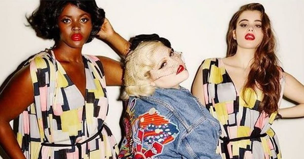 bd4be78046a Beth Ditto Releases Spunky Debut Plus-Size Clothing Line