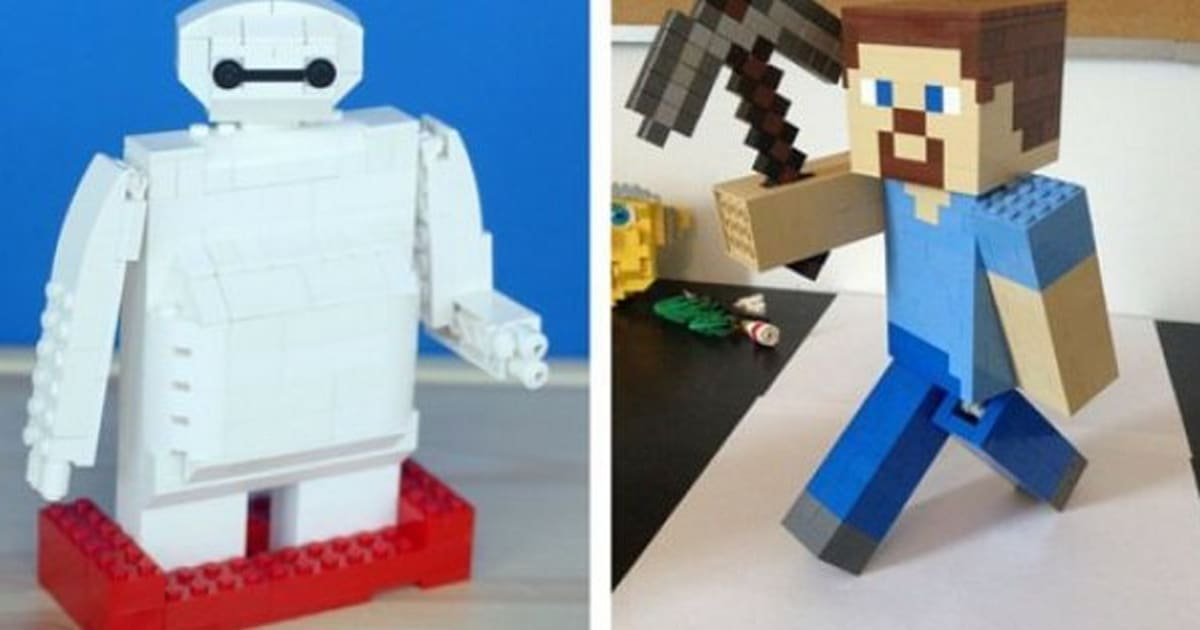 Lego Instructions 17 Super Fun Build Ideas Huffpost Canada