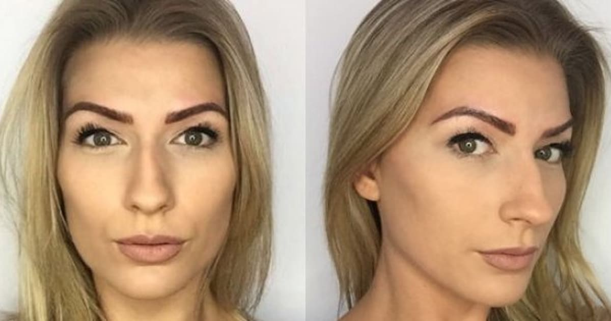 Eyebrow Embroidery Is The Latest Beauty Trend