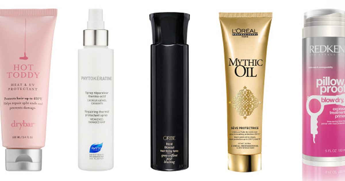 The 10 Best Heat Protectant Products For Hair Huffpost Canada