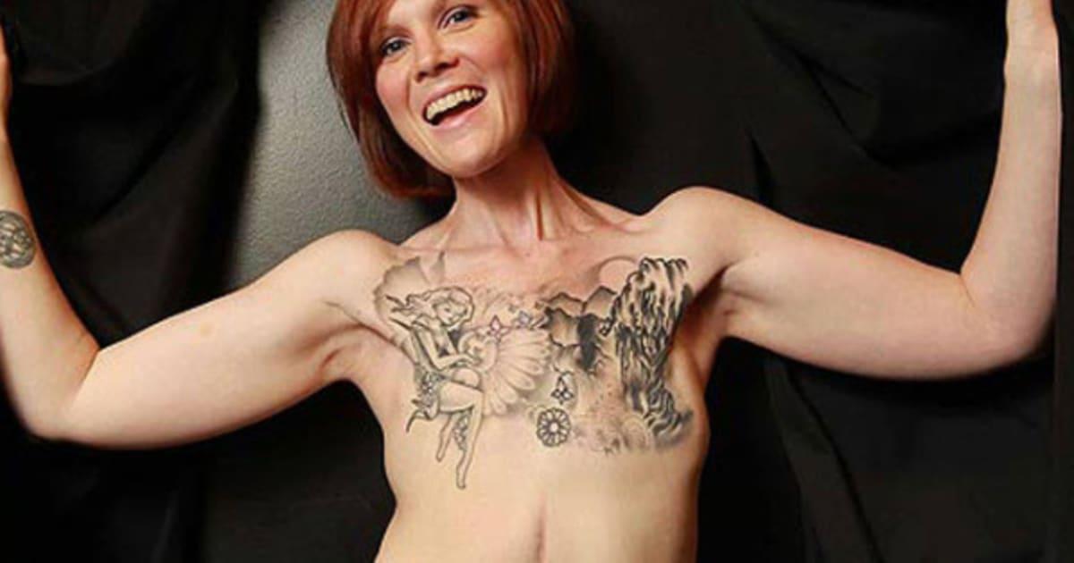photos. quand le tatouage sert d'arme contre la maladie | le