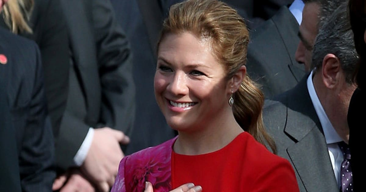 Sophie Grégoire Trudeau And The Canadian Labels She Has Worn