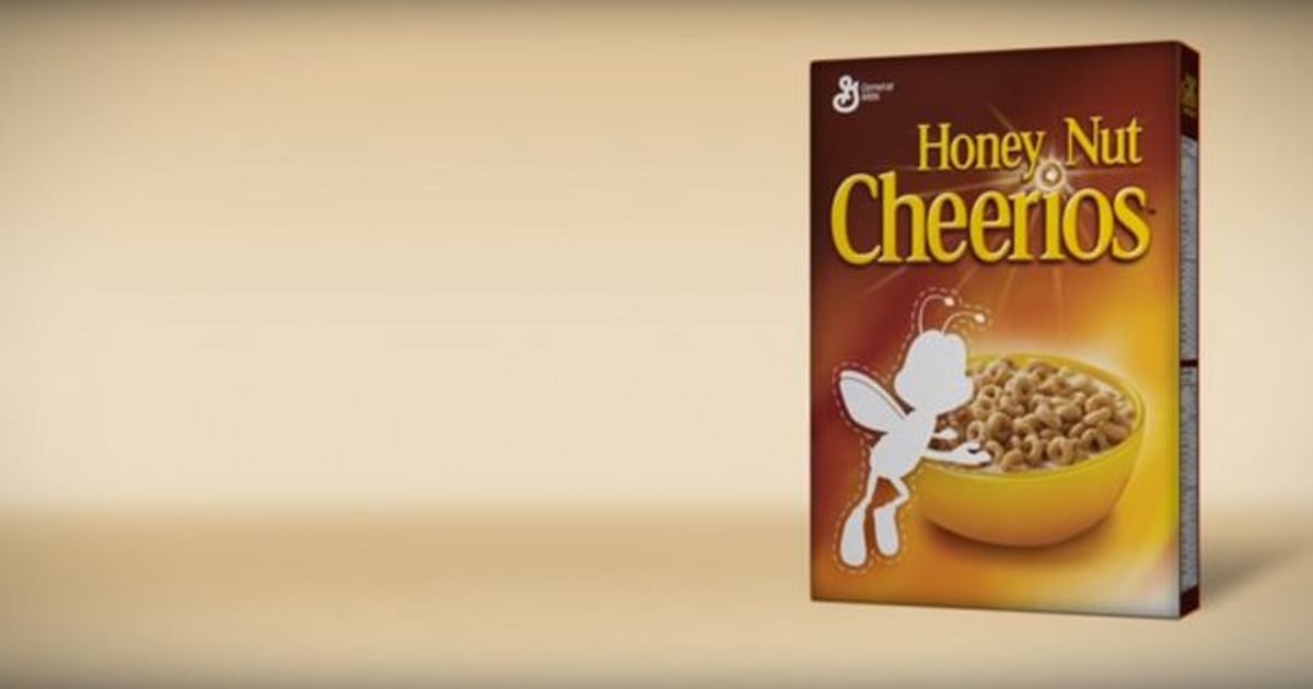 Honey Nut Cheerios Bee Is Missing From The Box For A Very ...