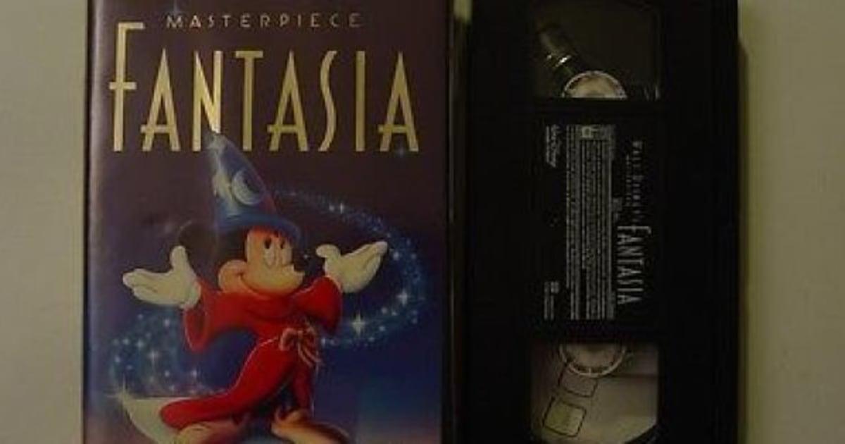 Avete ancora vecchie videocassette non gettatele via