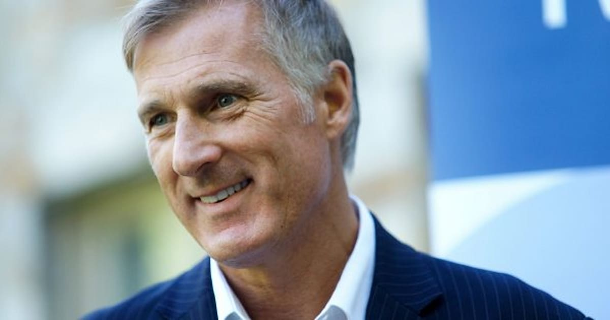 Conservative Leadership Race Maxime Bernier Leads Contenders In Fundraising