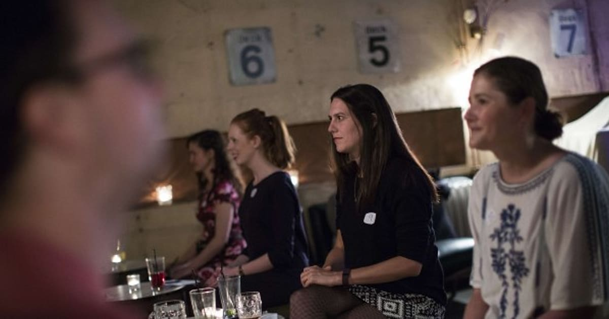 Speed dating questions in Perth
