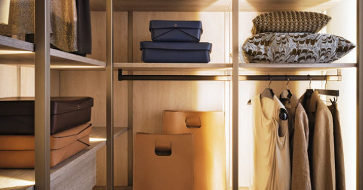 Cabina Armadio Vip : Houzz vi spiega come realizzare la cabina armadio perfetta