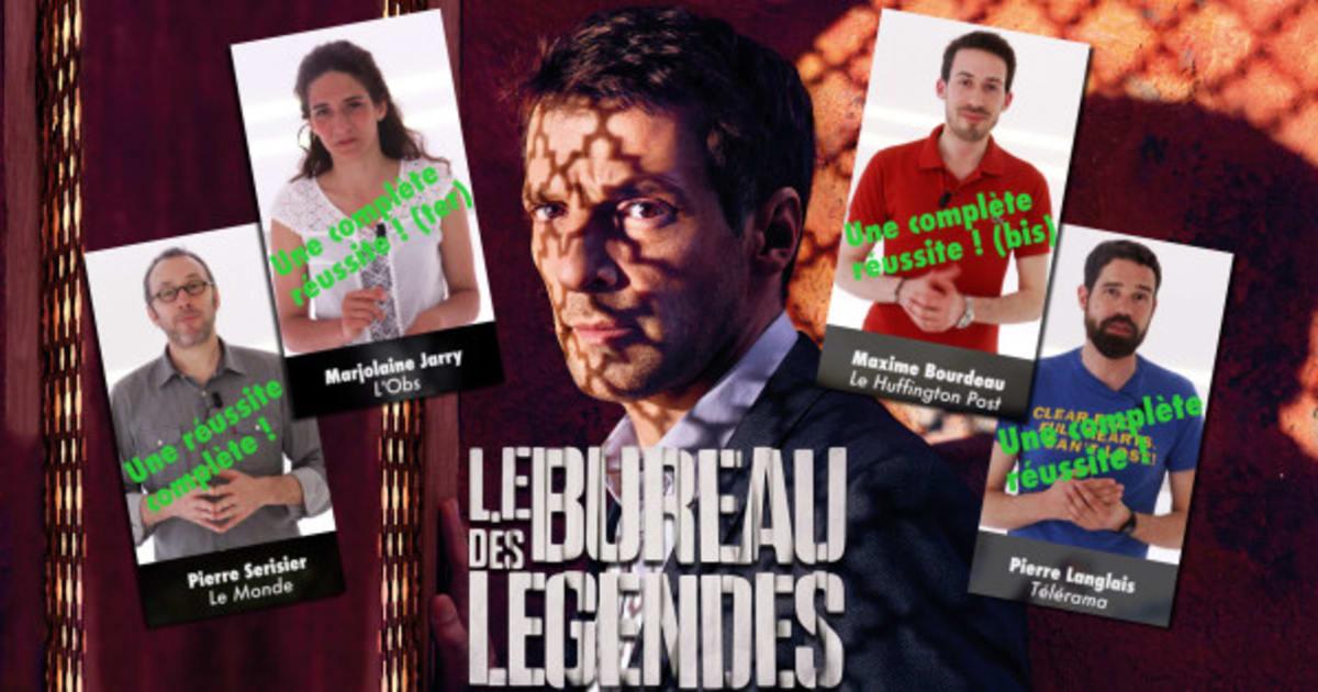 Serie streaming le bureau des légendes saison: saison 2 serie