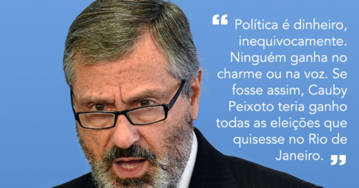 15 falas que mostram que o novo ministro da Transparência é tão descrente na política quanto você