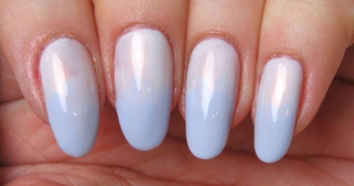 Nail Art: How To Create A Subtle Ombré Manicure