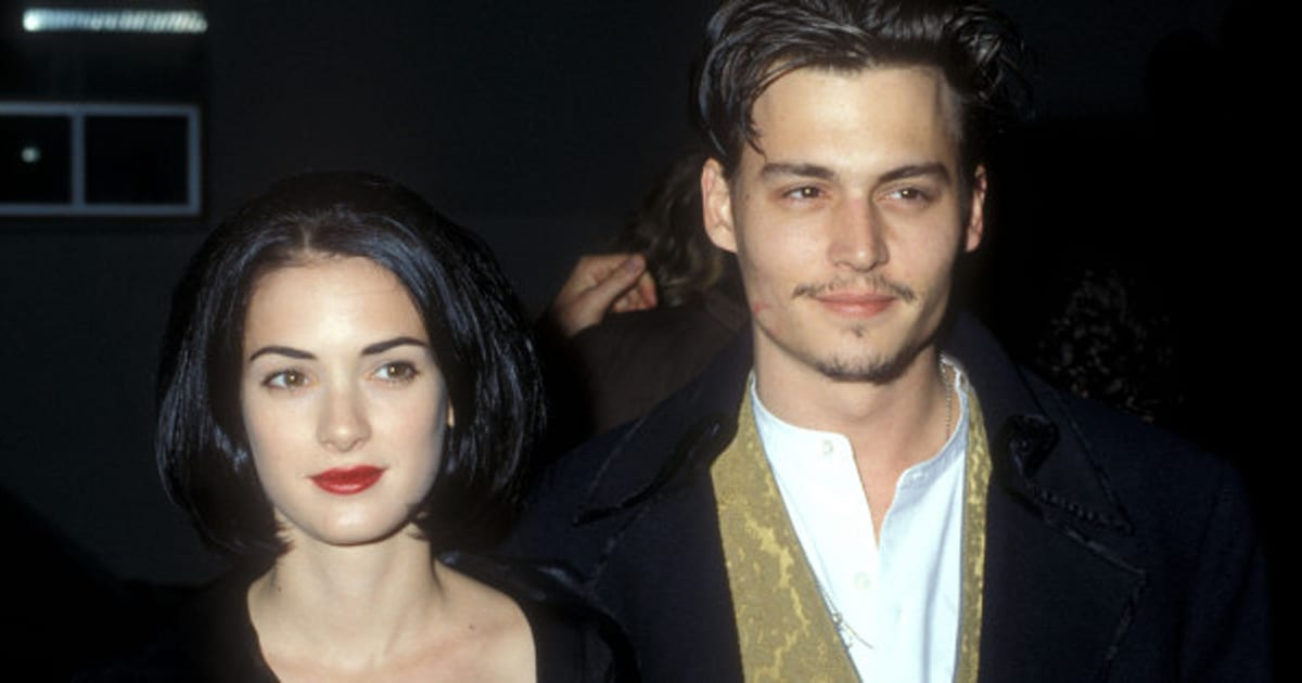 Winona Ryder Speaks Out On Johnny Depp Abuse Allegations Huffpost