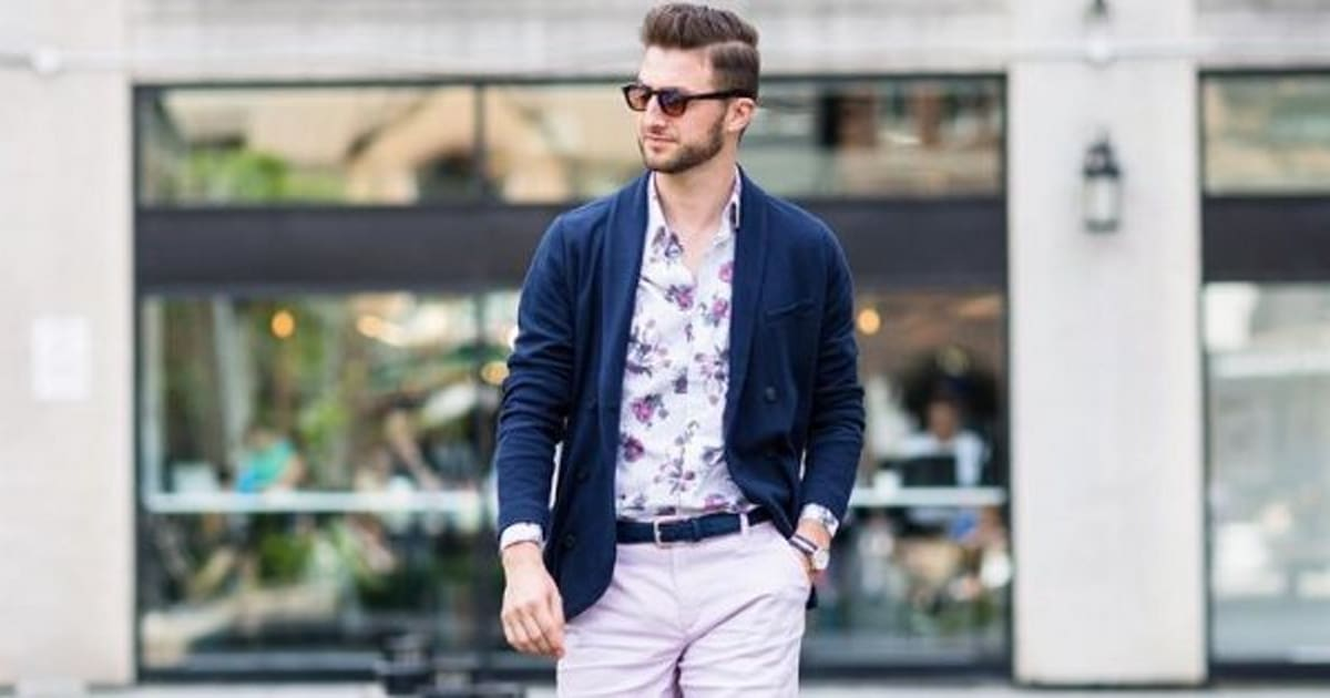 Mens Summer Fashion Inspo From Canadian Style Bloggers And Influencers Huffpost Canada