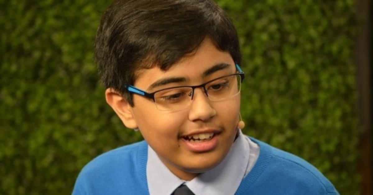 Meet Ibm S 12 Year Old Watson Programmer Tanmay Bakshi