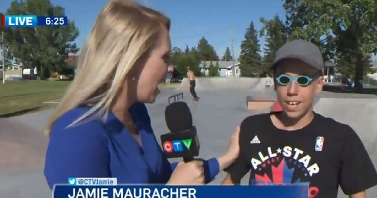 Calgary Skateboarder 'So Stoked, My Dudes' After Skate Ramp Ban Overturned