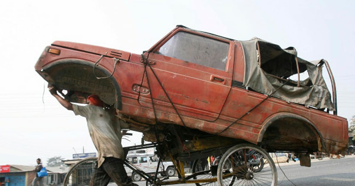 Soon The Govt May Pay You To Scrap Your Old Vehicles