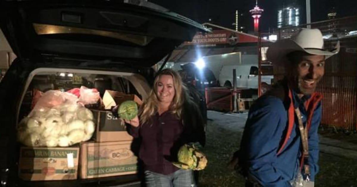 Leftovers Calgary Saves More Than A Tonne Of Calgary
