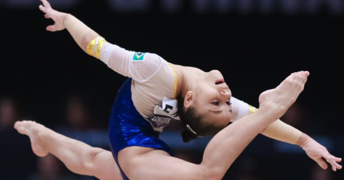 #ElasnaRio2016: Flavinha tem uma estratégia: a alegria! Conheça a ginasta em ascensão