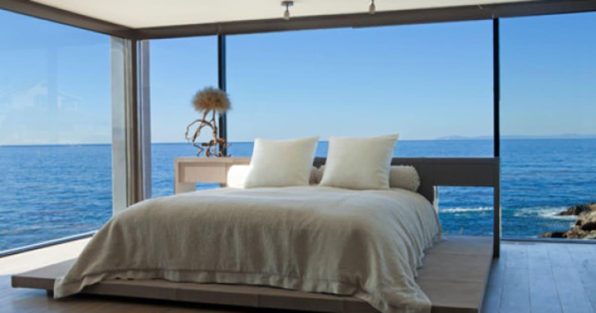 Case Mare Stile Mediterraneo : 8 case al mare con vista mozzafiato in cui sognare di passare le vacanze