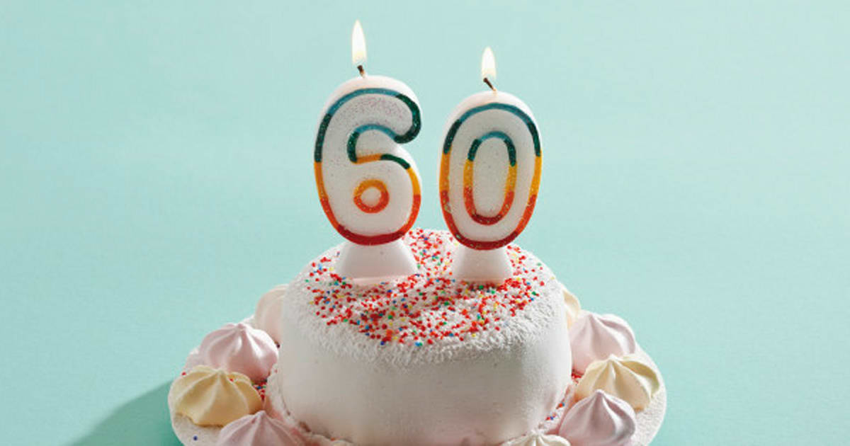 60th Birthday Gift Ideas 25 Ways To Fete The Big 6 0