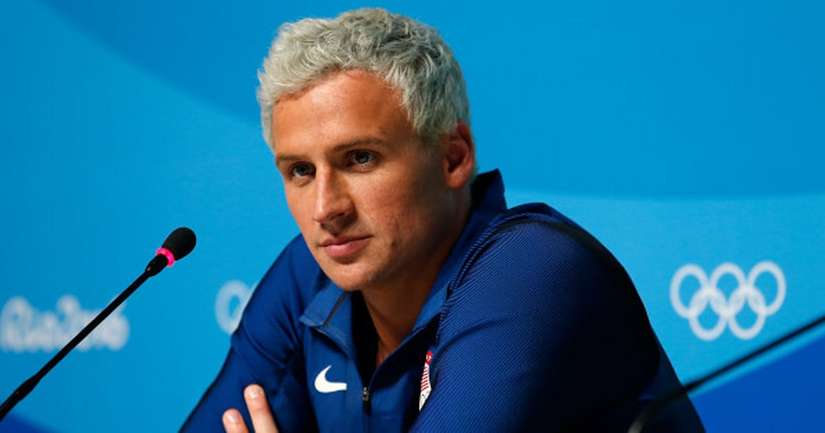 Ryan Lochte Lied So What Does That Mean To The Rest Of Us