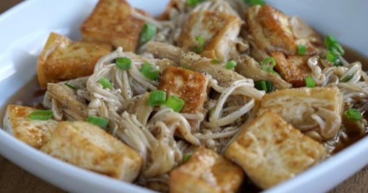Como Cocinar Tofu | Cocinar Con Tofu 21 Recetas Para Preparar Con Queso De Soja