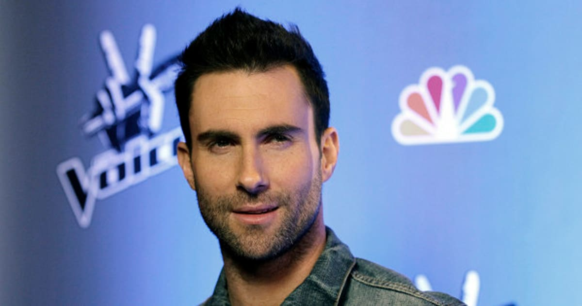 Adam Levine Baby Singer Shares First Photo Of Dusty Rose