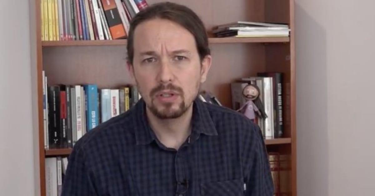 El vídeo viral de Pablo Iglesias sobre la Fiesta Nacional en el que lanza pullas al PP