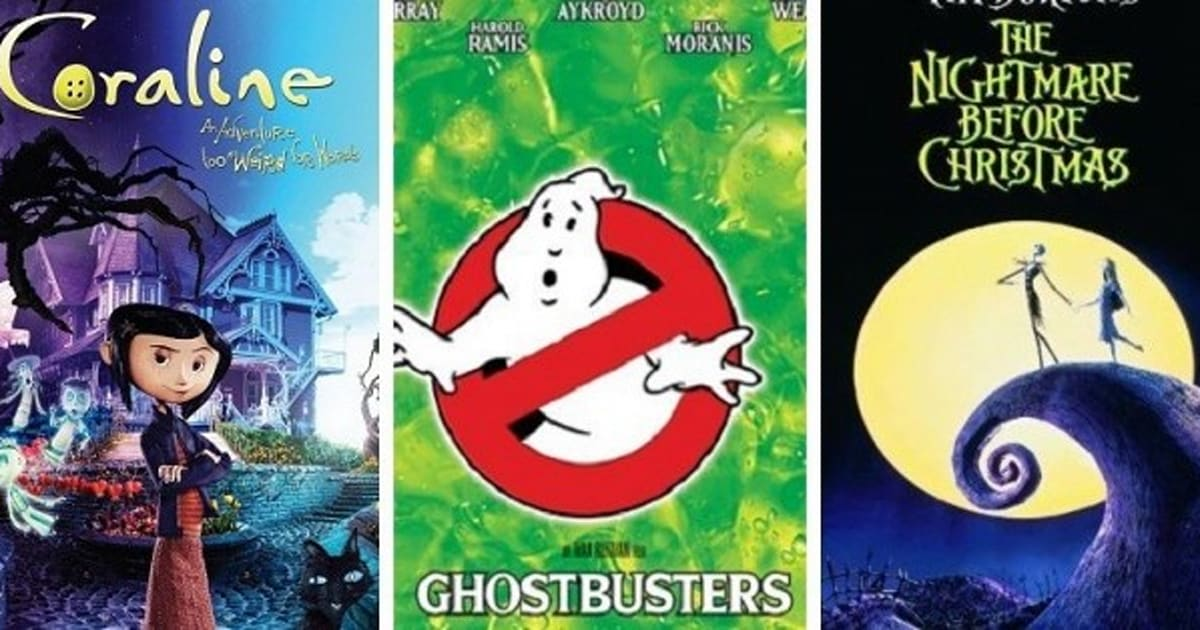 Kids' Halloween Movies On Netflix Canada
