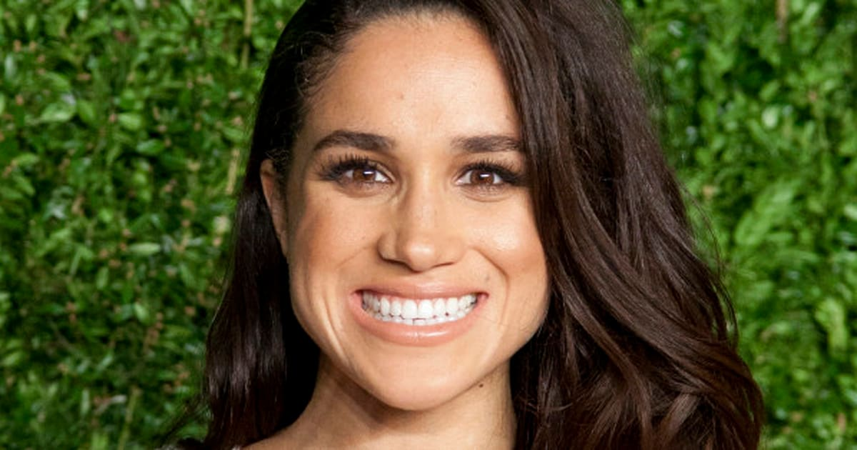 Immigration Reform >> Meghan Markle Admits She's 'The Luckiest Girl In The World'   HuffPost Canada