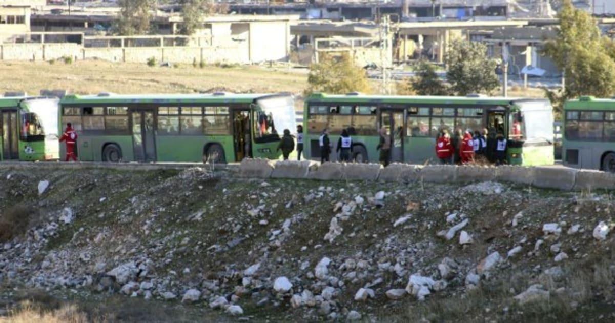 La ONU asegura que todavía quedan 50.000 habitantes atrapados en Alepo