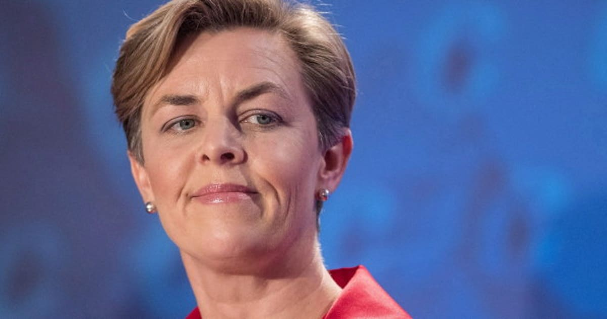 Anti Elite Kellie Leitch Reportedly Reminds Young Critic About All The Letters At End Of Her Name
