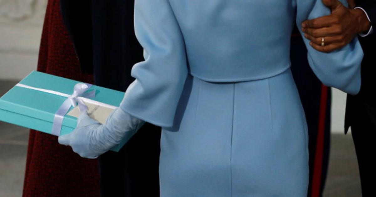 caja azul tiffany