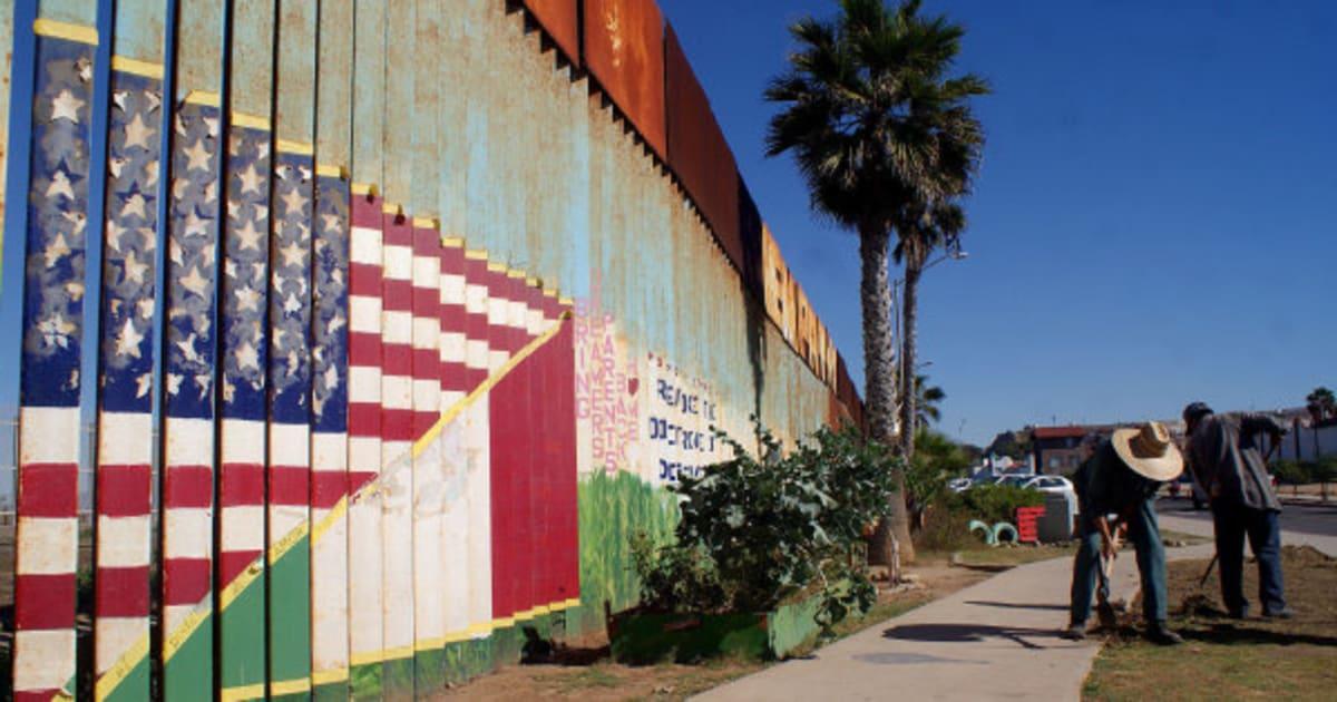 Todo lo que tienes que saber sobre el muro con México que quiere construir Donald Trump