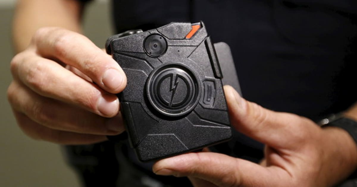 new technology police body worn cameras